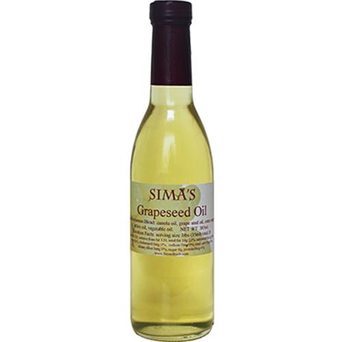Grape Seed Oil – Mediterranean Blend