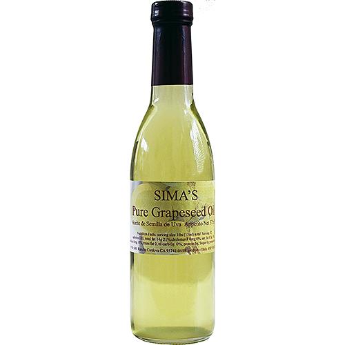 Pure Grape Seed Oil